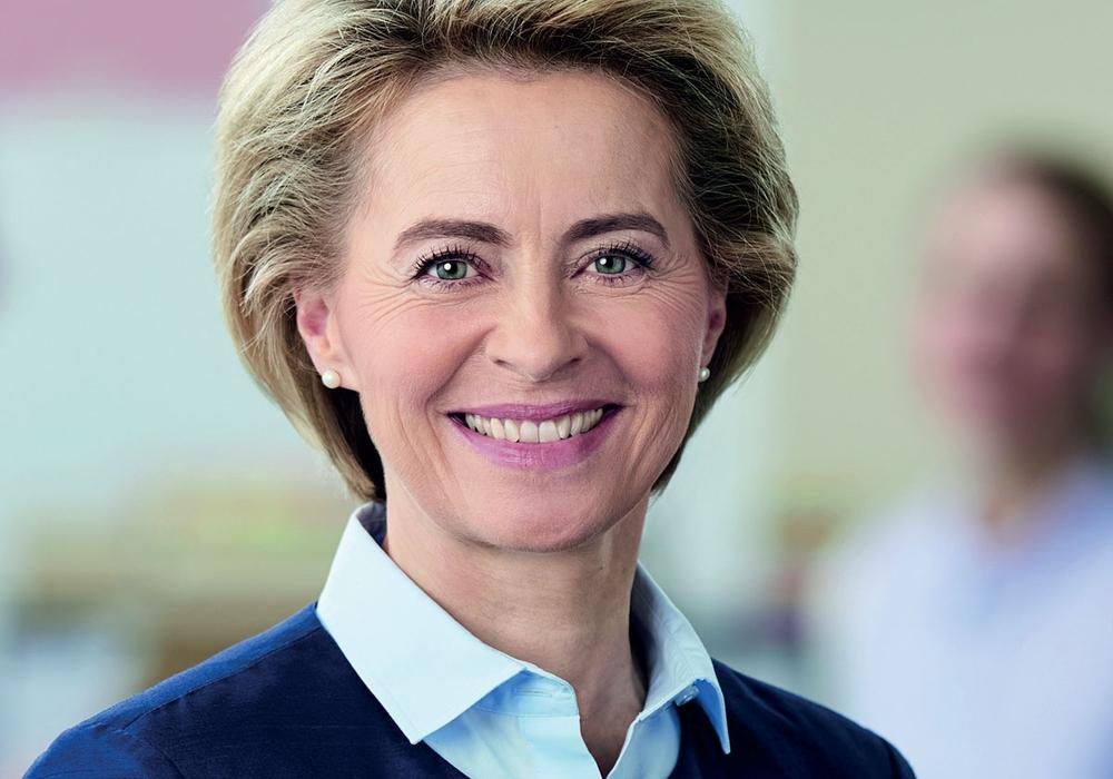 Die Verteidigungsministerin kommt nach Bad. Foto: CDU