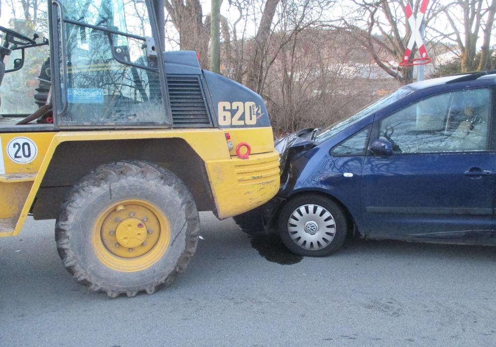 Wie es zu dem Unfall gekommen ist steht noch nicht fest. Foto: Polizeiinspektion Goslar