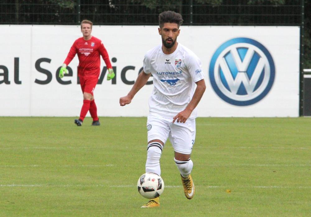 Lupo siegt bei Aufsteiger Delmenhorst und sichert sich die ersten Auswärstspunkte der Saison. Foto: Vollmer