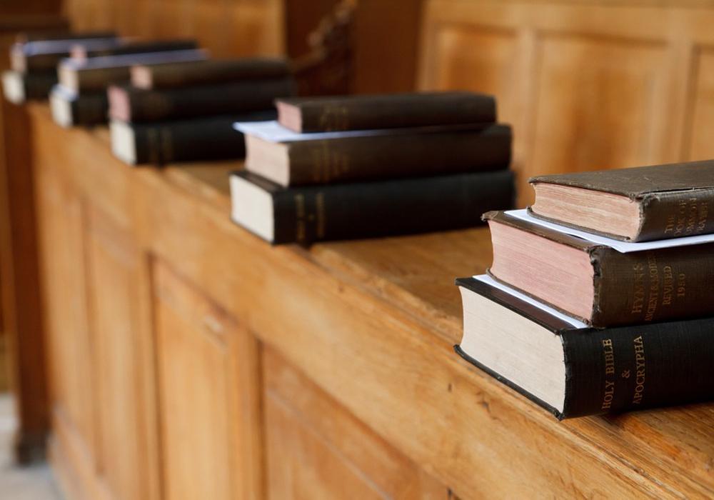 Kirche - wieso, weshalb, warum? – wer nicht fragt, bleibt dumm: Unter diesem Thema finden in Querum Theologische Gesprächsabende statt. Symbolfoto: Pixabay