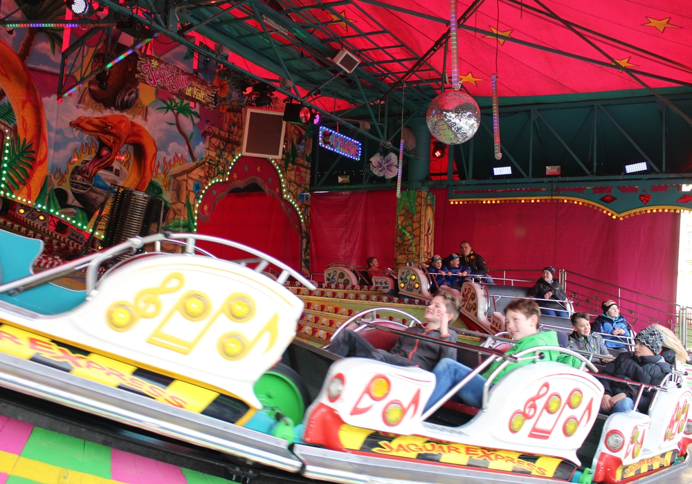 An diesem Wochenende lädt der Frühjahrsmarkt Schönigen wieder zu einem Besuch ein. Foto: Eva Sorembik