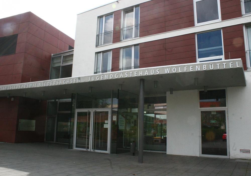 Das neue Jugendgästehaus,  Foto: Anke Donner
