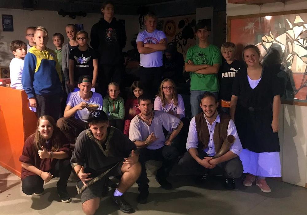 """Zum zweiten Mal fand im Kinder- und Jugendzentrum Vechelde die """"Siedler Nacht"""" statt. Foto: Jugendpflege der Gemeinde Vechelde"""