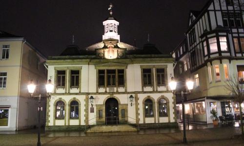 Die Stadt findet Nachmieter für Altes Rathaus.