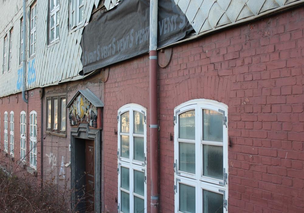 Das alte Jugendgästehaus soll nach seiner Sanierung Platz für maximal 112 Flüchtlinge bieten. Foto: Max Förster