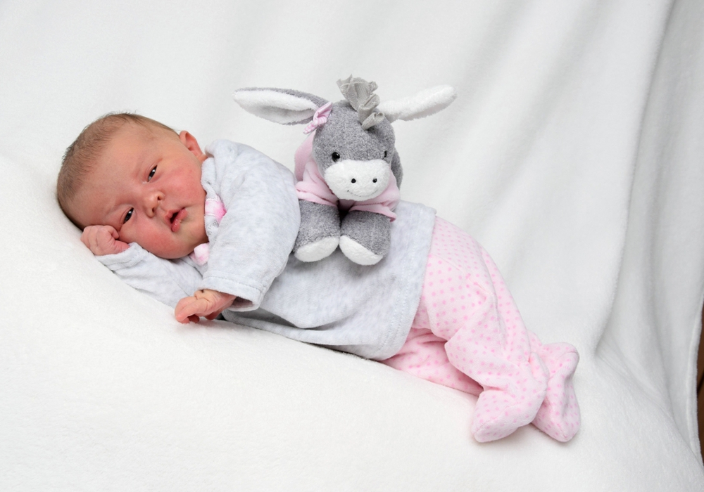 Willkommen, Paulina. Foto: babysmile24.de