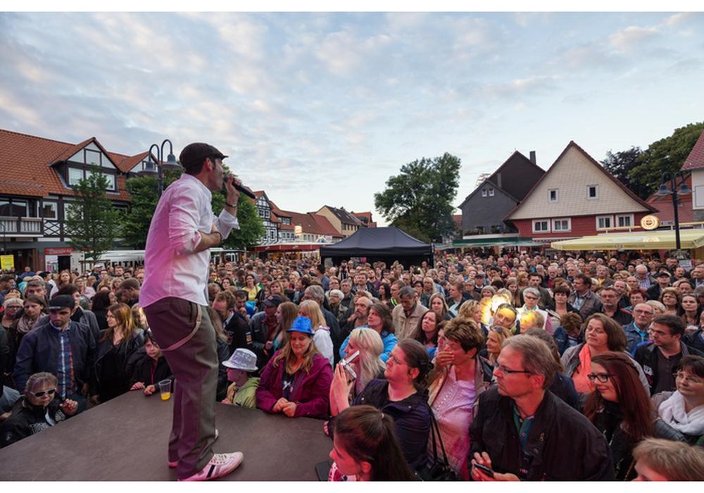 Die Altstadt von Bad wird zur Partymeile Foto: Stadt Salzgitter