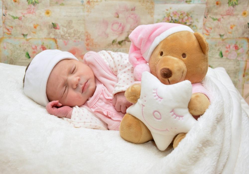 Herzlich Willkommen Lina Knölke. Foto: babysmile24.de