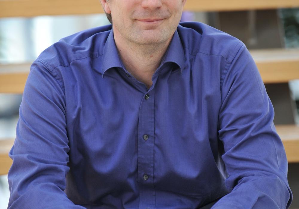 Tillman Bendikowski wird am 18. Mai eine Lesung in der Kniestedter Kirche halten. Foto: Privat