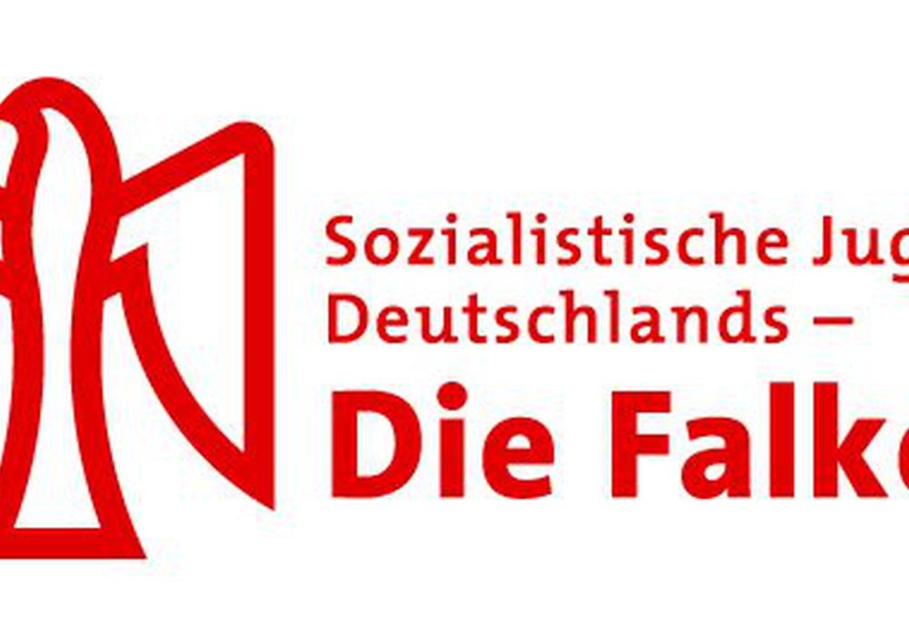 SJ-Die Falken Braunschweig bekunden ihre Solidarität mit Afrin. Foto: SJ-Die Falken Braunschweig