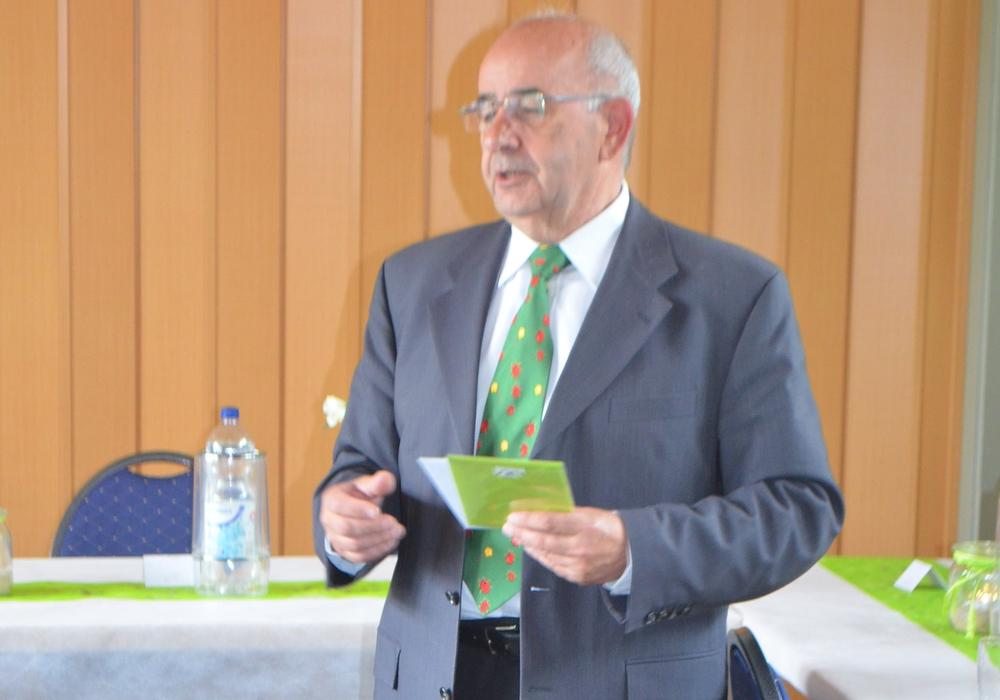 Auch Bürgermeister Bruno Polzin hofft auf eine rege Beteiligung. Foto: Peter G. Matzuga