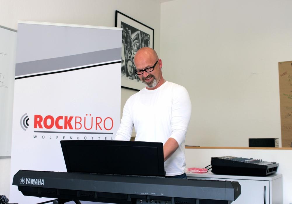 Seit Herbst diesen Jahres ist die neue Seite des ROCKBÜRO Wolfenbüttel online. Symbolfoto: Archiv