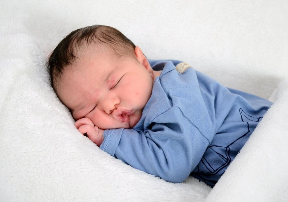 Finnian Bernhardt, Foto: babysmile24.de