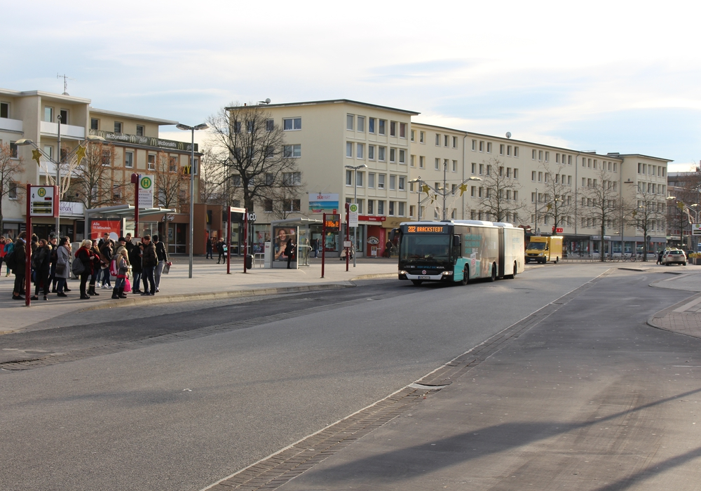 Wie zufrieden sind die Wolfsburger mit der WVG? Symbolfoto: Archiv