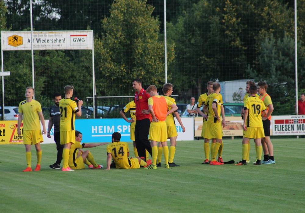 Der MTV Gifhorn verliert beim 1.FC Wunstorf. Symbolfoto: Fabian Rampas
