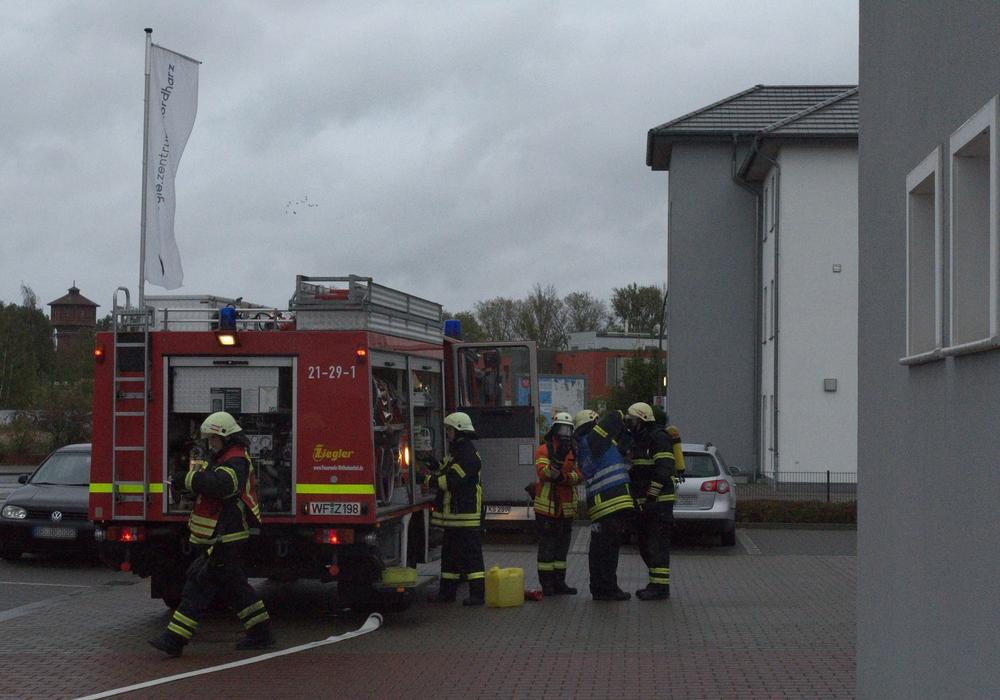 Fotos: Feuerwehr Wolfenbüttel