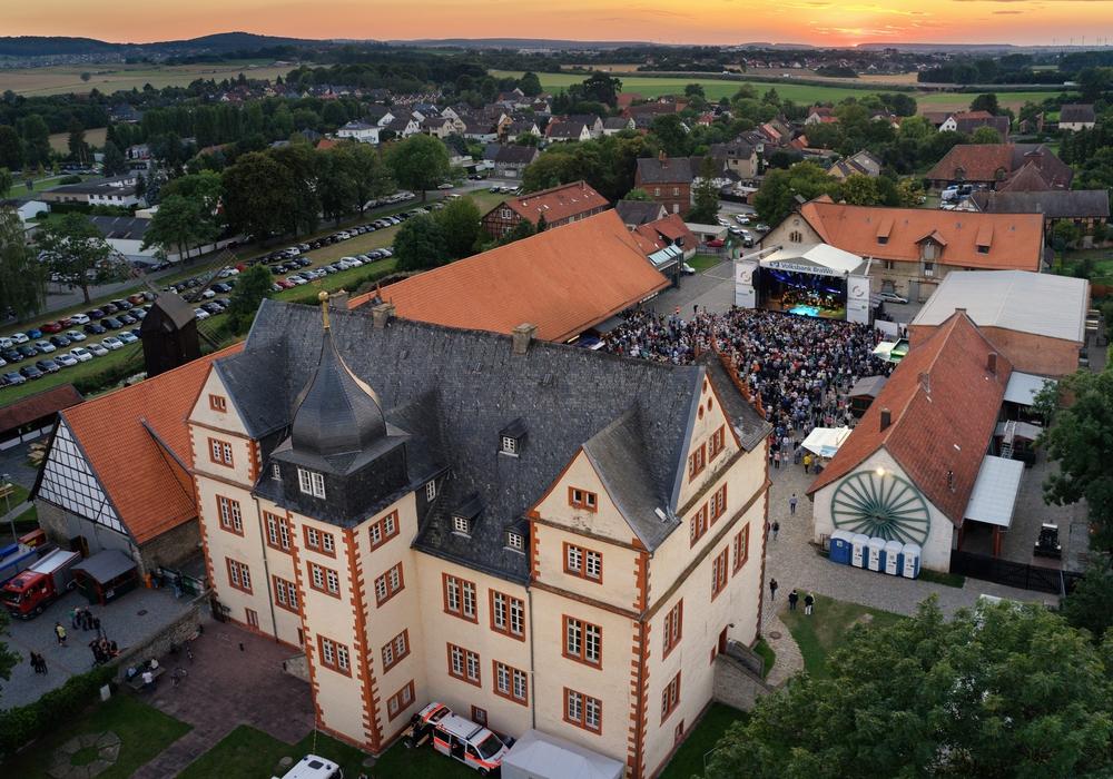 Der Kultursommer wird wieder viele Besucher anlocken. Foto: Stadt Salzgitter/Kugellis