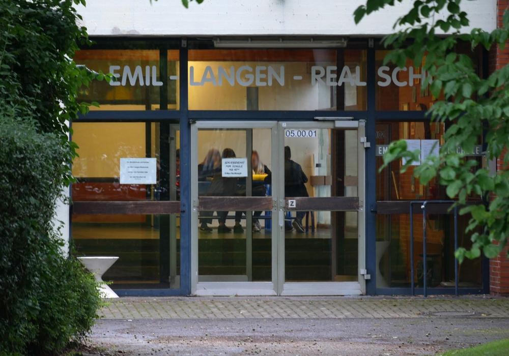 Die Emil-Langen-Realschule hat bereits ein offenes Ganztagsangebot. Foto: Alexander Panknin