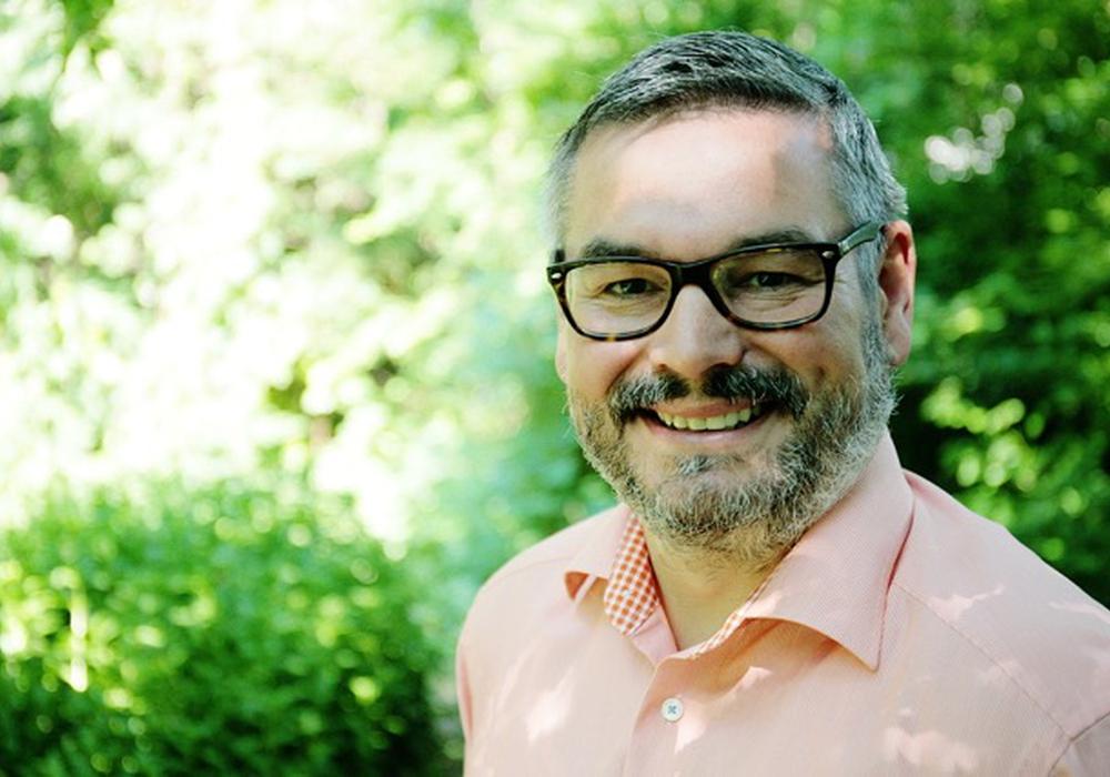 Markus Brix wurde wieder zum Vorsitzenden der Grünen-Stadtratsfraktion gewählt. Foto: Privat