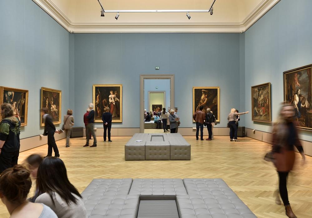 Das neueröffnete Herzog Anton Ulrich-Museum beherbergt als eines der ältesten und bedeutendsten Kunstmuseen in Deutschland viele namhafte barocke Meister. Foto: Braunschweig Stadtmarketing GmbH / Daniel Möller
