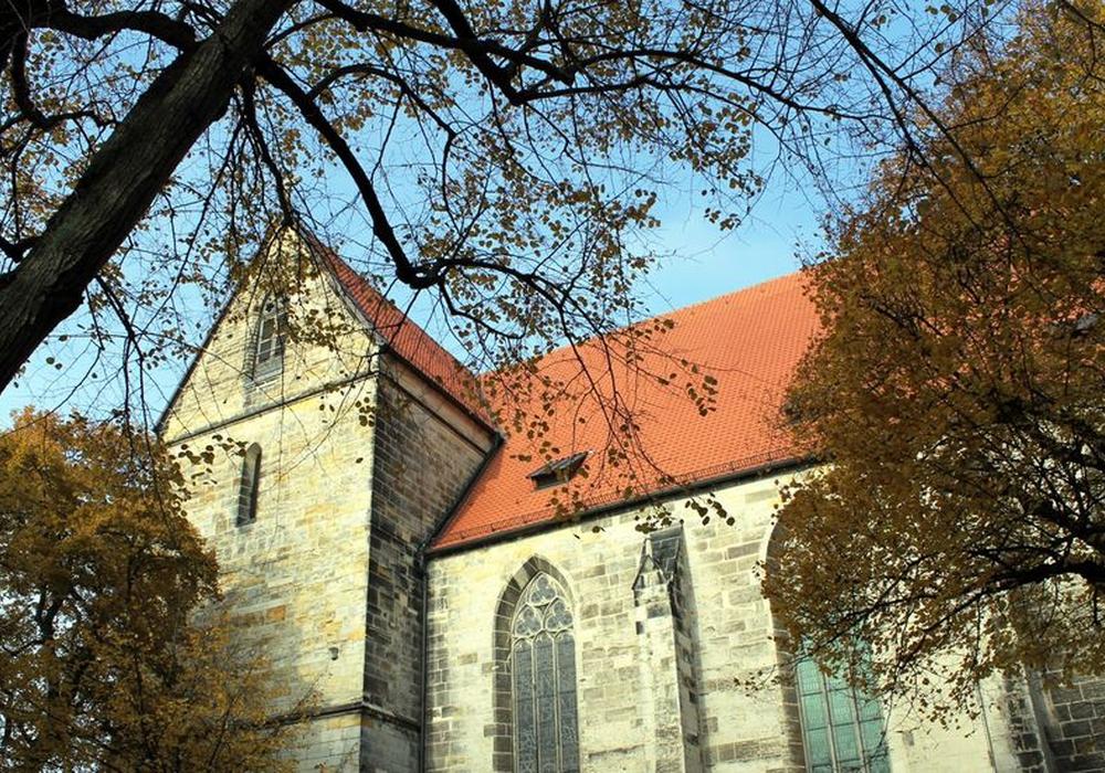 St. Stephanie-Kirche Helmstedt.