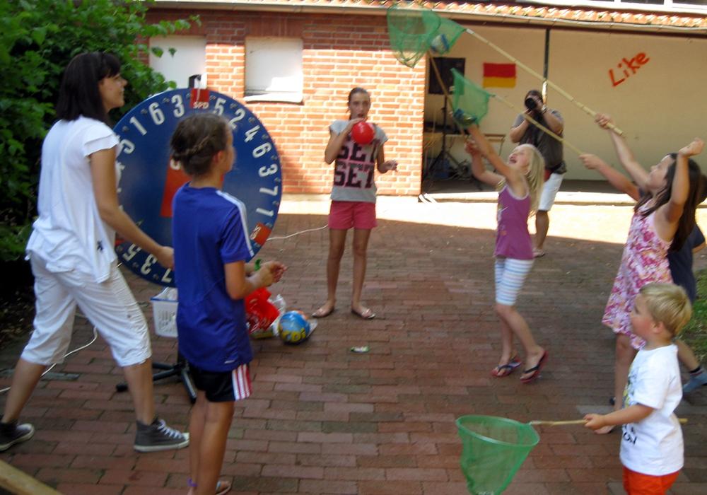 Der SPD Ortsverein Hornburg führt zum Ende der Ferien sein Familienfest durch. Foto: privat