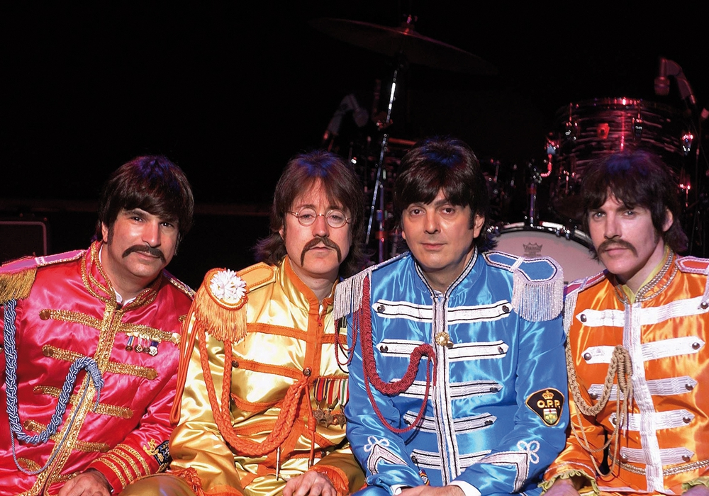 """Beatles-Musical """"all you need is love!"""". Foto: Beatles-Musical """"all you need is love!""""/estrell"""