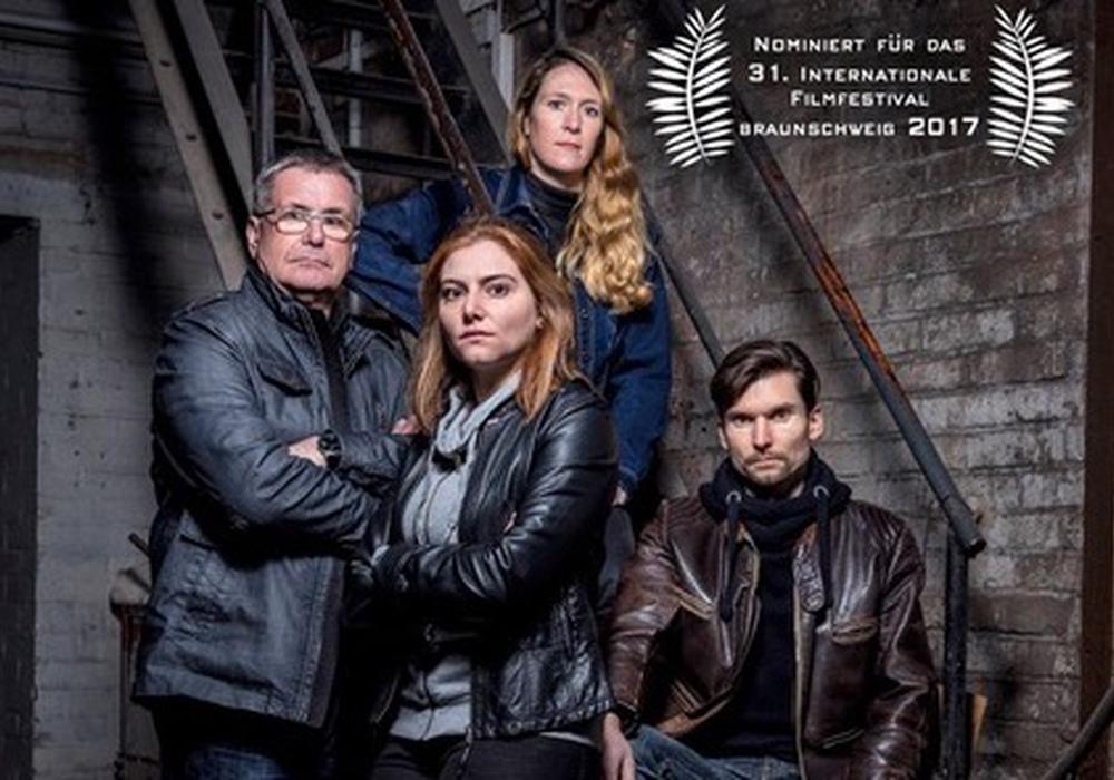 Das Filmteam des Sanddorn-Krimis.  Foto: Veranstalter