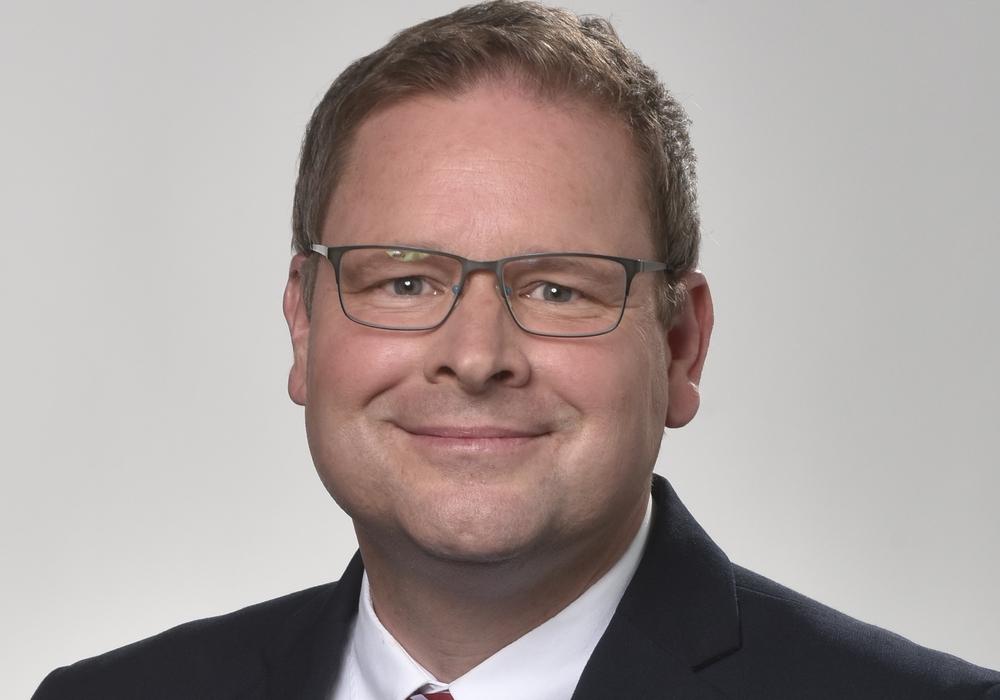 SPD-Landtagsabgeordneter Marcus Bosse. Foto: SPD
