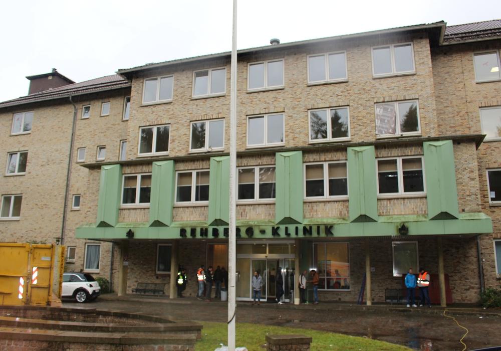 Die ehemalige Rehberg-Klinik in St. Andreasberg bietet derzeit Unterkunft für rund 1.500 Menschen. Fotos: Martina Hesse