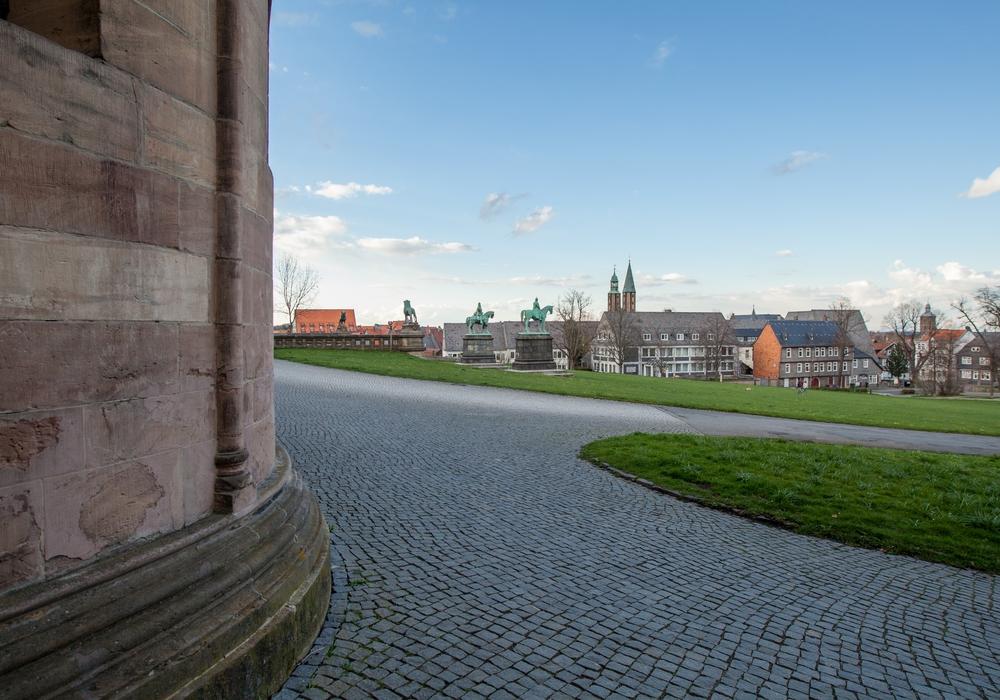 Goslars Geschichte soll mit einer Publikation für das breite Publikum zugänglich werden und gleichzeitich historische Lücken füllen. Symbolfoto: Alec Pein