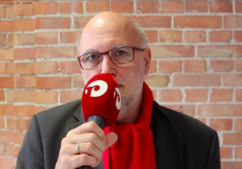 Detlef Tanke will Gifhorns Schüler gerne auf der IdeenExpo sehen. Foto: Archiv