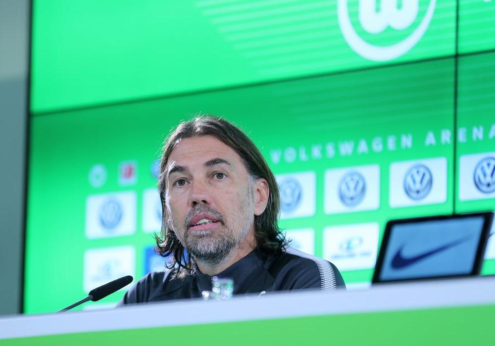 Schmidt erwartet ein intensives und temporeiches Spiel. Foto: Agentur Hübner/Archiv