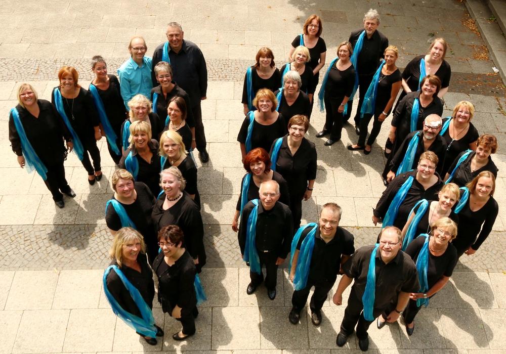 Gospelchor Braunschweig tritt in Wolfenbüttel auf. Foto: Privat