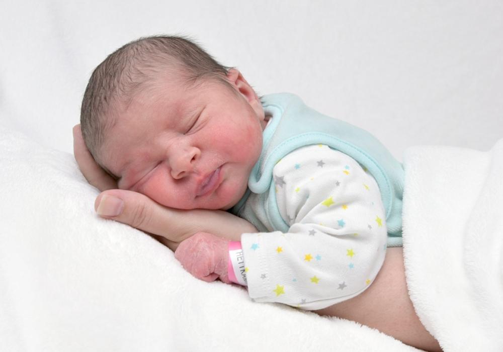 Willkommen, Lucy Hettkamp. Foto: babysmile24.de