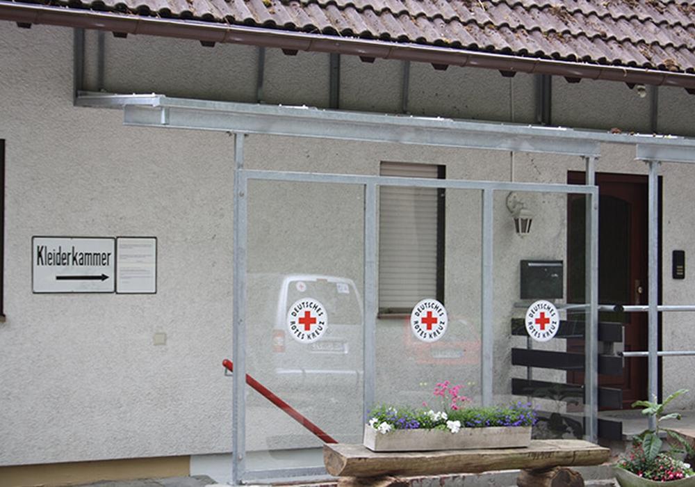 Die Kleiderkammer ist vom  9. bis 27.Juli geschlossen. Foto: DRK