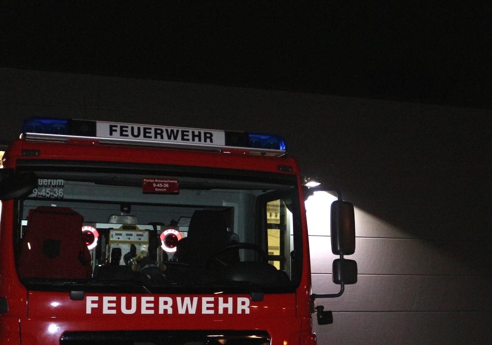 Das Feuerwehrhaus in Immenrode wird teurer. Symbolfoto: Archiv