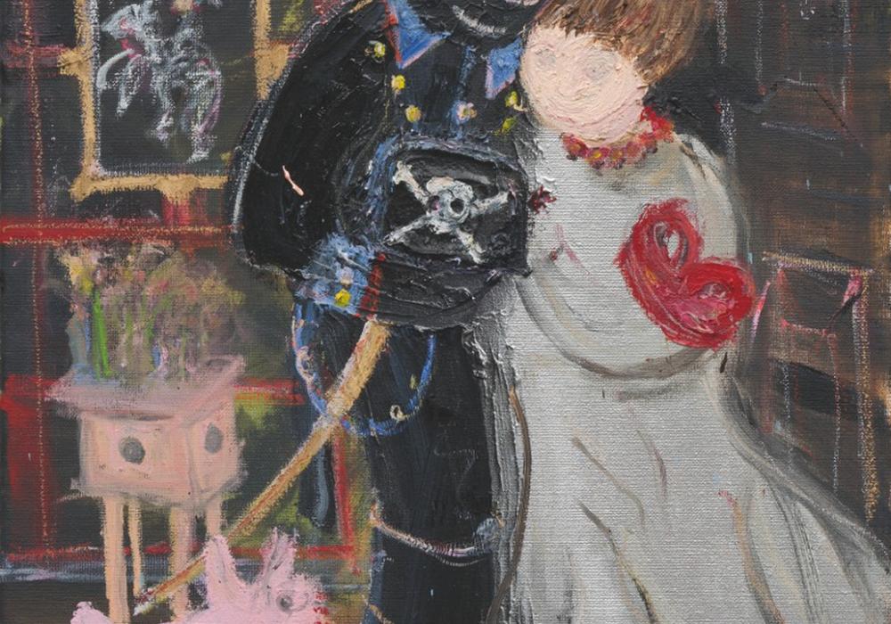 """Bild aus der Ausstellung """"Heroes and other failures"""". Foto: Privat"""