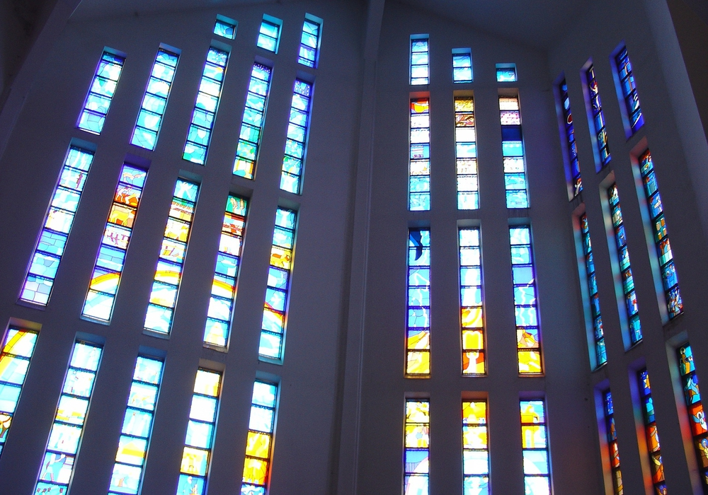 Die Diebe durchsuchten die Kirche, fanden aber offenbar nichts. Symbolfoto: Pixabay