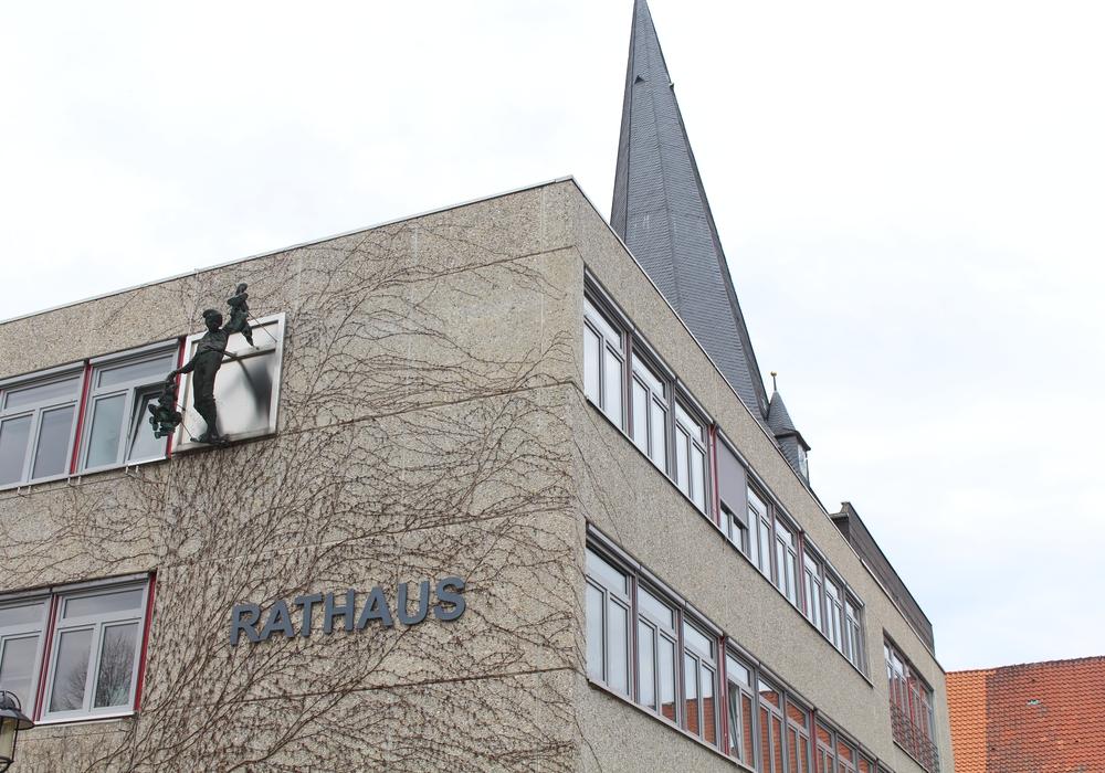 Im Rathaus Schöppenstedt können sich Interessierte rund ums Thema Rentenversicherung informieren. Foto: Jan Borner