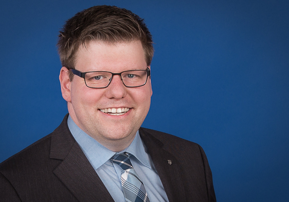 Der CDU-Fraktionsvorsitzende im Stadtrat, Thorsten Köster, steht auf Facebook Bürgern Rede und Antwort.