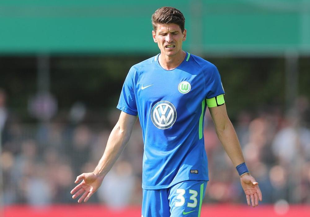 Bemängelte fehlendes Fairplay bei seinem Gegenspieler: Mario Gomez. Foto: Agentur Hübner/Archiv