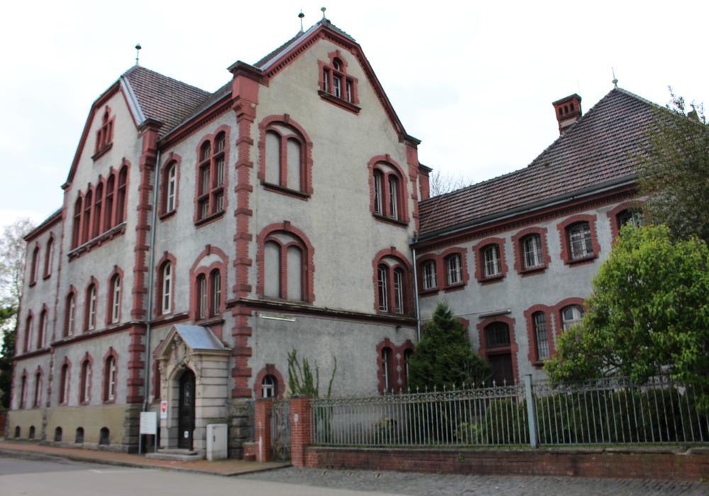 Das Peiner Amtsgericht. Foto: Frederick Becker