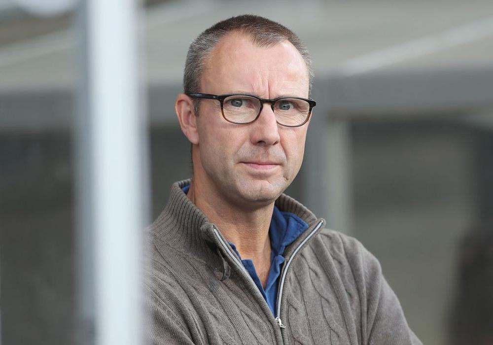 Steht nach unseren Informationen vor dem Aus bei Eintracht Braunschweig: Geschäftsführer Soeren Oliver Voigt. Foto: Agentur Hübner/Archiv