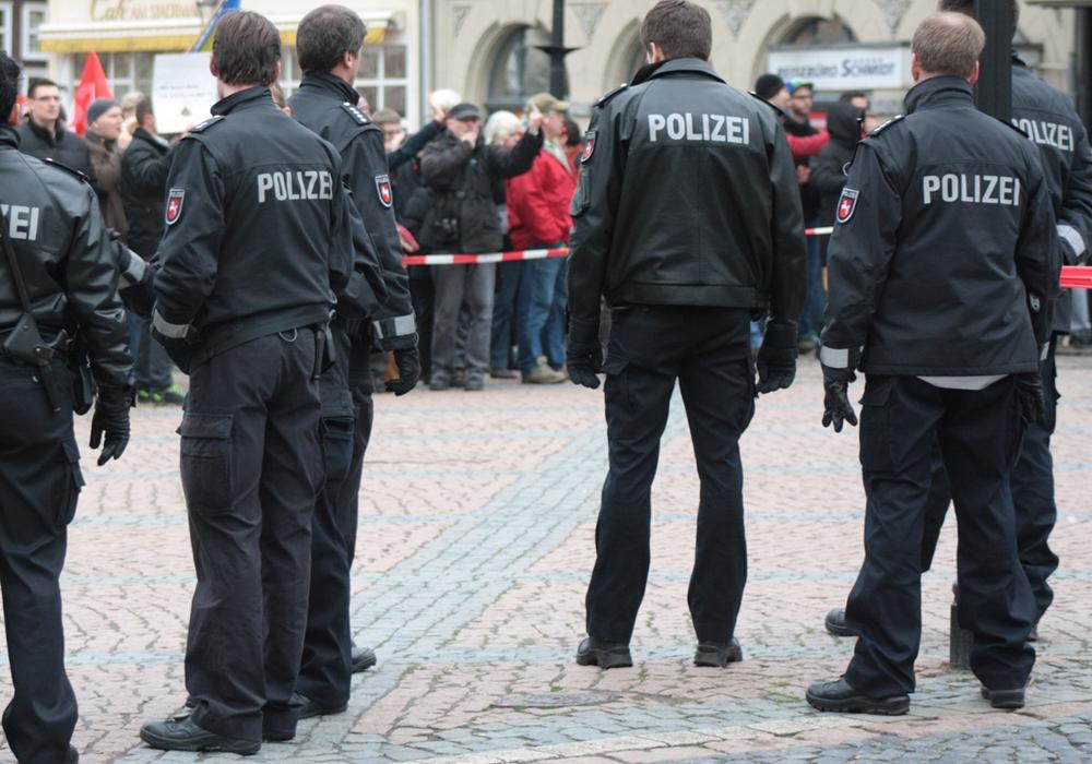 GdP-Landesvorsitzender Dietmar Schilff hofft auf einen friedlichen Protest. Symbolfoto: Werner Heise