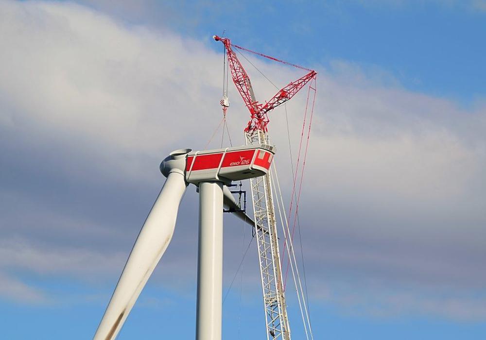 Windkraftanlagen gelten als besonders wirtschaftliche Energiequelle. Symbolfoto: Pixabay (public domain)