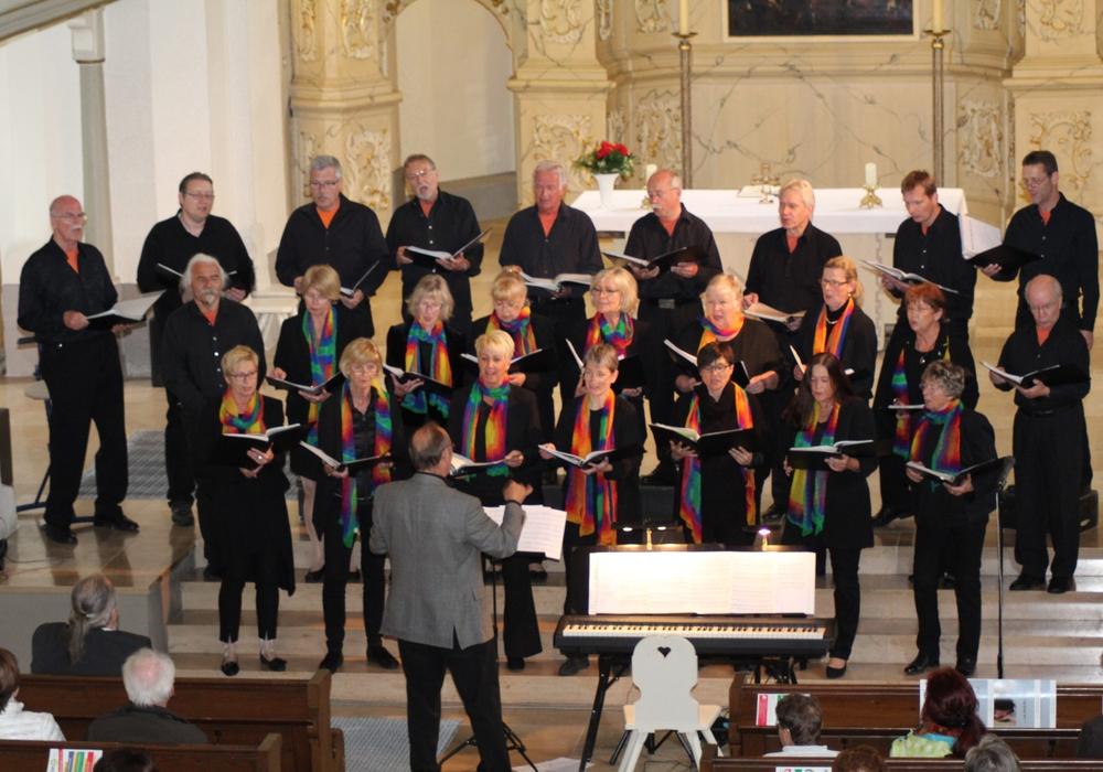 Am 17. Dezember singen die Swinging Voices in Börßum. Archivfoto: Privat