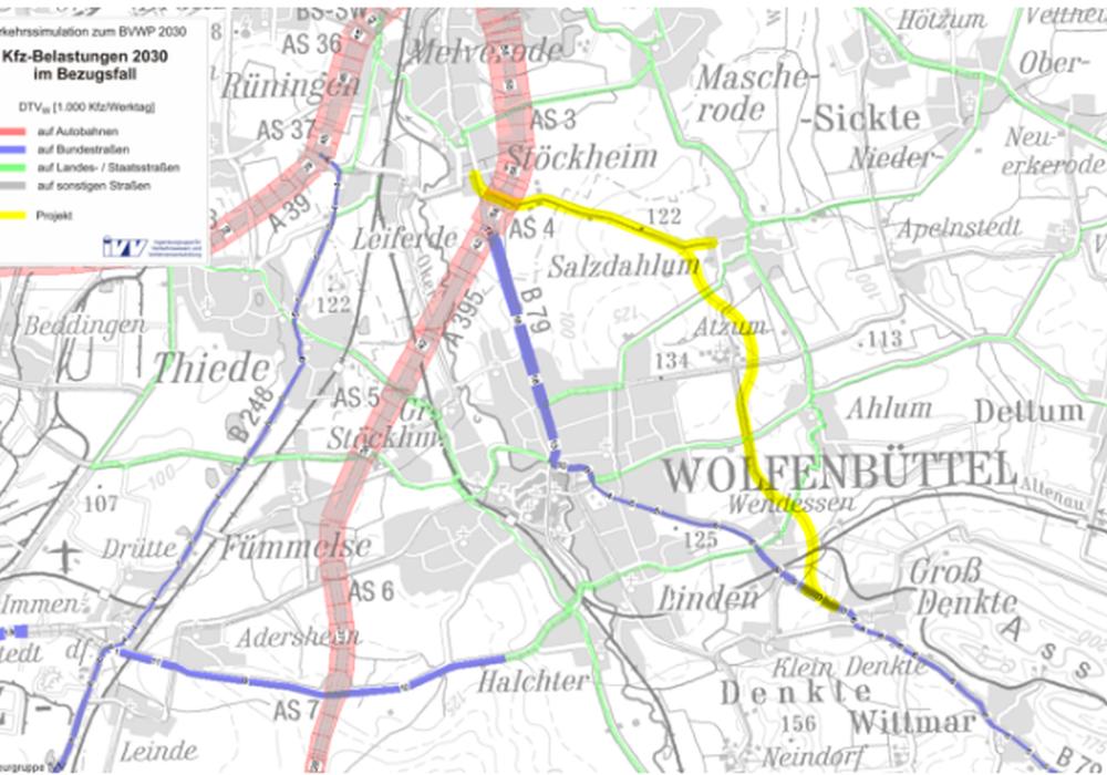 Östliche Umgehungsstraße um Wolfenbüttel, Foto: BMVI