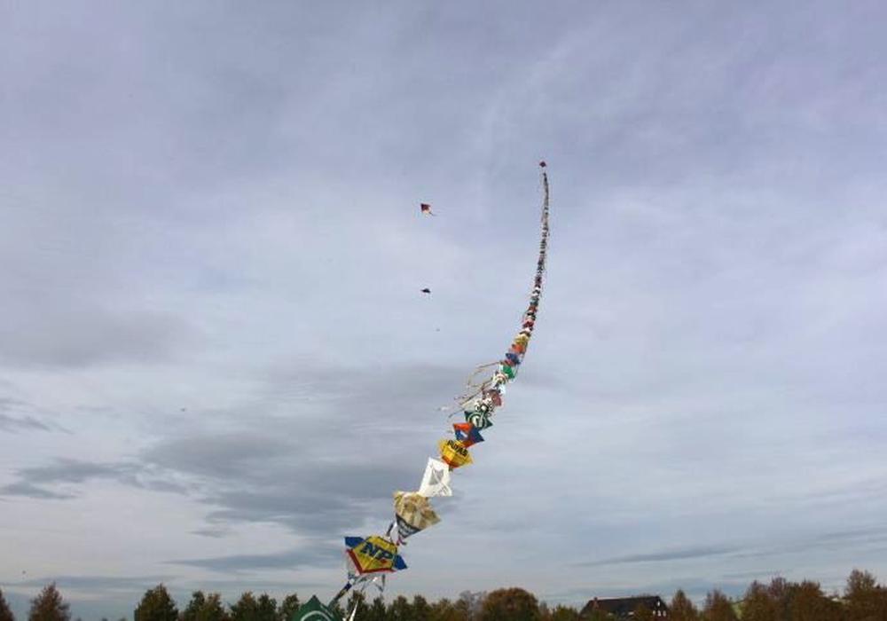 Das Drachenfest steht an, Foto: Robert Braumann
