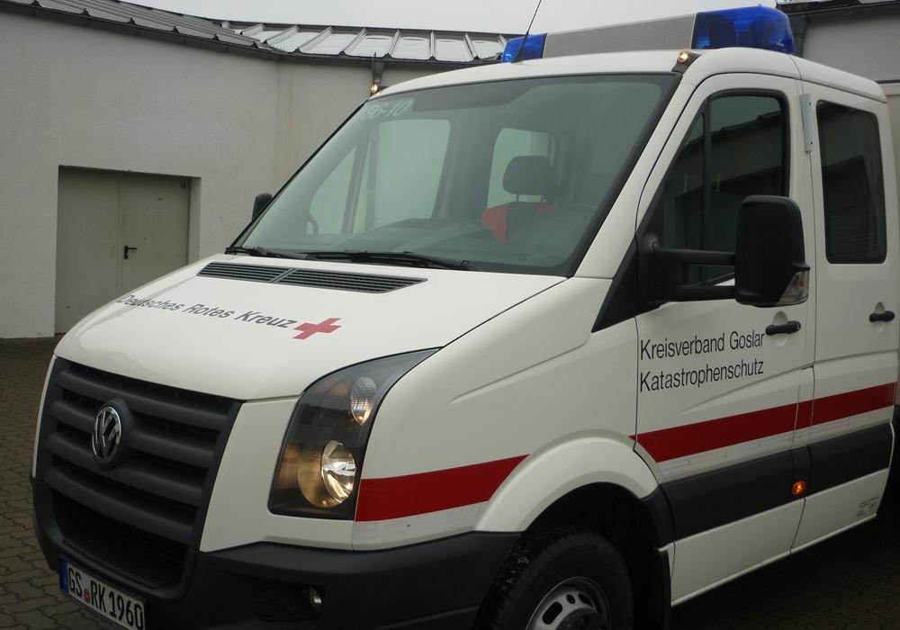 Symbolfoto: Timo Pischke\DRK Kreisverband Goslar